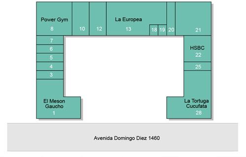 Plaza los Portales Cuernavaca
